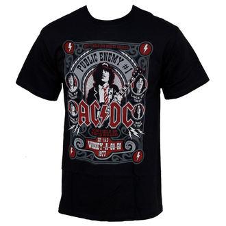tričko pánske AC/DC - Public Enemy - LIQUID BLUE, LIQUID BLUE, AC-DC