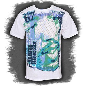 tričko pánske Jimi Hendrix - Lead Rhythm - LIQUID BLUE, LIQUID BLUE, Jimi Hendrix
