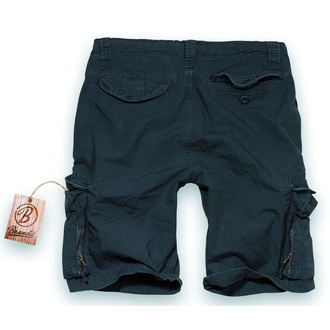 kraťasy pánske BRANDIT - Iron Vintage Shorts Anthracite, BRANDIT