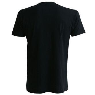 tričko pánske 2K2BT - Samuraj - Black, 2K2BT
