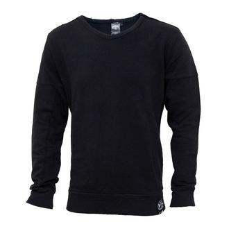 tričko pánske s dlhým rukávom Jack Daniels - Black, JACK DANIELS