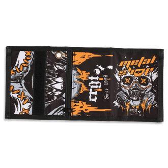 peňaženka METALSHOP x CRYT 20 let, METALSHOP