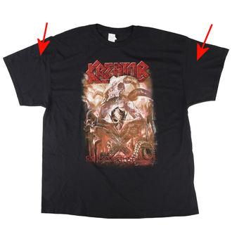 tričko pánske KREATOR - GODS OF VIOLENCE - RAZAMATAZ - POŠKODENÉ, RAZAMATAZ, Kreator