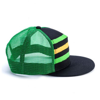 šiltovka MEATFLY - WALKER B - GREEN / BLACK, MEATFLY