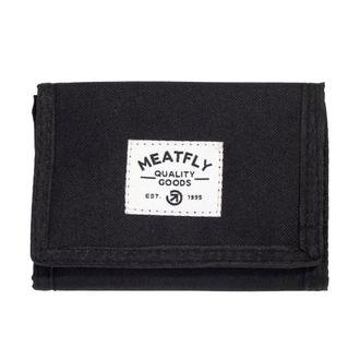 peňaženka MEATFLY - LANCE - F - 1/26/55 - Heather Black Wine, MEATFLY