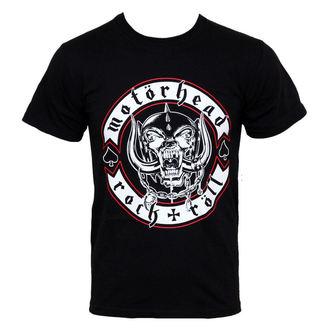 tričko pánske Motorhead - Biker Badge - ROCK OFF - MHEADTEE08MB