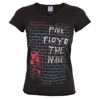 tričko dámske PINK FLOYD - THE WALL - Charcoal - AMPLIFIED, AMPLIFIED, Pink Floyd