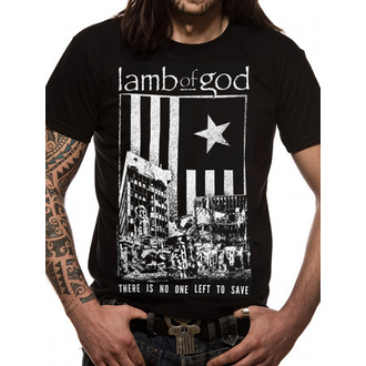 tričko pánske Lamb Of God - No One Left - EMI, LIVE NATION, Lamb of God