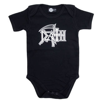 body detské Death - Logo - Black, Metal-Kids, Death