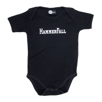 body detské Hammerfall - Logo - Black, Metal-Kids, Hammerfall