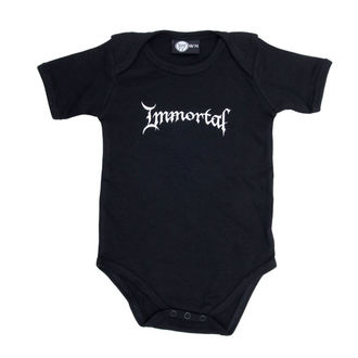 body detské Immortal - Logo - Black, Metal-Kids, Immortal