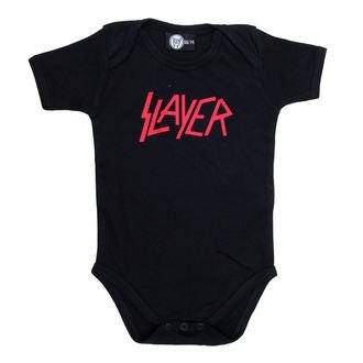 body detské Slayer - Red Logo - Black, Metal-Kids, Slayer