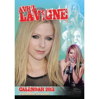 kalendár na rok 2013 Avril Lavigne, NNM, Avril Lavigne