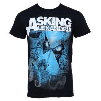 tričko pánske Asking Alexandria - Hourglass - PLASTIC HEAD - PH7039