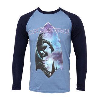 tričko pánske s dlhým rukávom Cathedral - The Last Spire - PLASTIC HEAD, PLASTIC HEAD, Cathedral