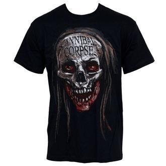 tričko pánske Cannibal Corpse - Skull - PLASTIC HEAD, PLASTIC HEAD, Cannibal Corpse