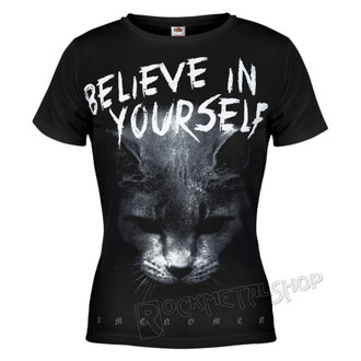 tričko dámske AMENOMEN - BLIND CAT, AMENOMEN