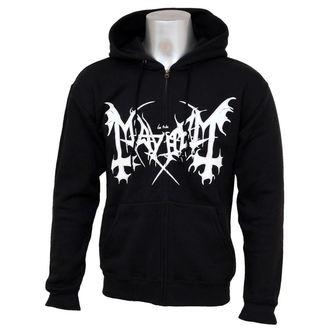 mikina pánska Mayhem - De Mysteriis Dom Sathanas - PLASTIC HEAD, PLASTIC HEAD, Mayhem