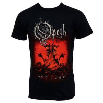 tričko pánske Opeth - Herigage - PLASTIC HEAD, PLASTIC HEAD, Opeth