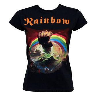 tričko dámske Rainbow - Rising - PLASTIC HEAD, PLASTIC HEAD, Rainbow