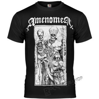 tričko pánske AMENOMEN - POPE AND DEATH, AMENOMEN