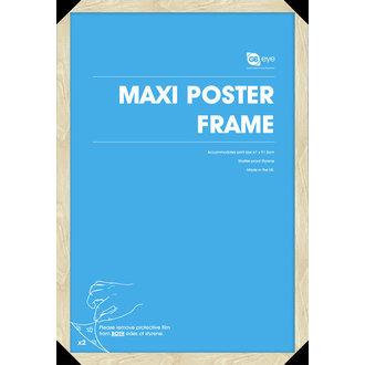 rám na plagát (61x91,5 cm) - Beech - GB Posters, GB posters