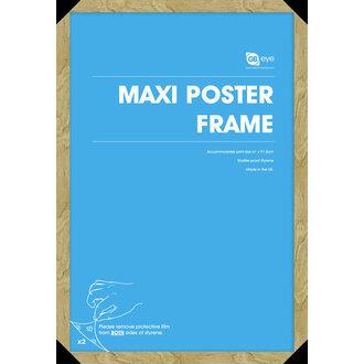 rám na plagát (61x91,5 cm) - Oak - GB Posters, GB posters