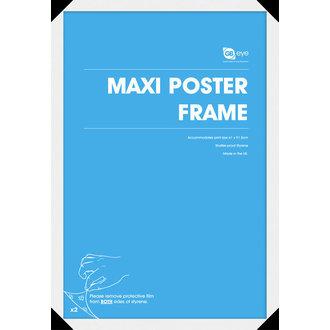 rám na plagát (61x91,5 cm) - White - GB Posters