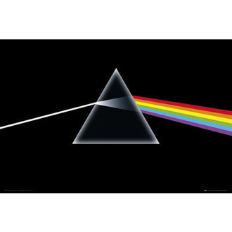plagát Pink Floyd - Dark Side Of The Moon - GB Posters, GB posters, Pink Floyd