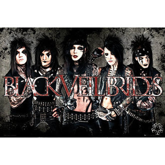 plagát Black Veil Brides - Leather - GB Posters, GB posters, Black Veil Brides