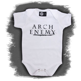 body detské Arch Enemy - Logo - White, Metal-Kids, Arch Enemy
