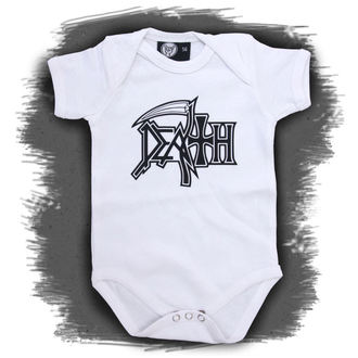 body detské Death - Logo - White, Metal-Kids, Death