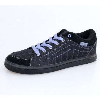 topánky dámske VANS - W Skyla - Menswear - Black, VANS
