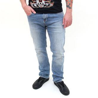 nohavice pánske -jeansy- DC - Slim Strt - GUPD, DC