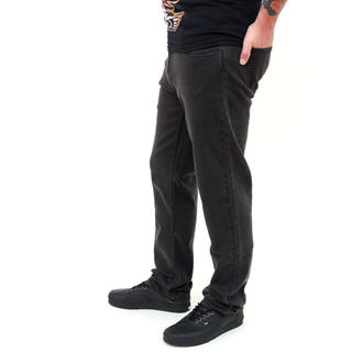 nohavice pánske -jeansy- DC - Slim Strt - KSDD, DC