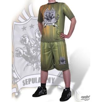 dres a kraťasy Sepultura