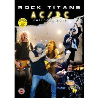 kalendár na rok 2013 - AC/DC , AC-DC