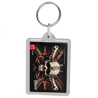 kľúčenka (prívesok) Bullet For My Valentine - Skull - Pyramid Posters, PYRAMID POSTERS, Bullet For my Valentine