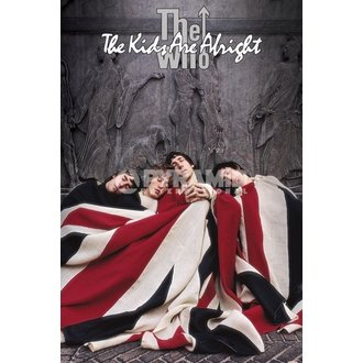 plagát The Who - The Kids Are Alright - Pyramid Posters, PYRAMID POSTERS, Who