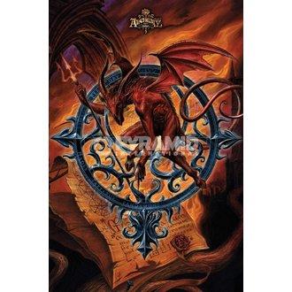 plagát Astrolabeus - Alchemy - Pyramid Posters - PP32644
