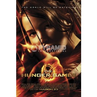 plagát Neca - Hunger Games - Pyramid Posters, PYRAMID POSTERS