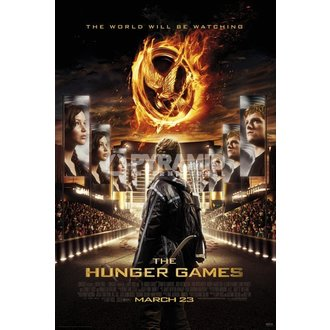 plagát Neca - Hunger Games - Pyramid Posters, PYRAMID POSTERS