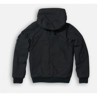 bunda pánska jarno-jesenná BRANDIT - Black - 3107/2