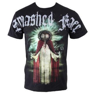 tričko pánske SMASHED FACE - Misanthropocentric - Black, Smashed Face