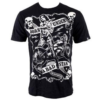 tričko pánske LIQUOR BRAND - Bad Star Chick, LIQUOR BRAND