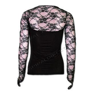 tričko dámske s dlhým rukávom SPIRAL - Lace Glove - PL283