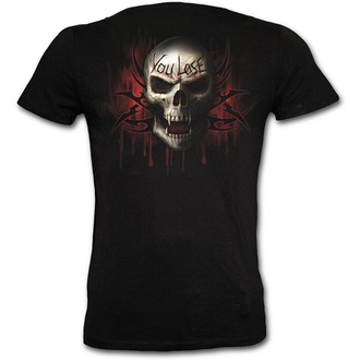 tričko pánske SLIM - SPIRAL - Game Over - TR260628