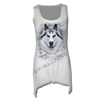 šaty dámske SPIRAL - Wolf - White, SPIRAL