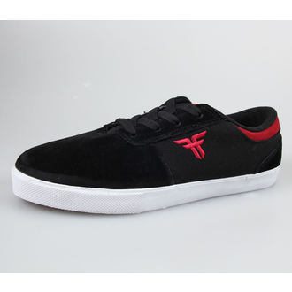 topánky pánske FALLEN - Vice - Black / Red, FALLEN