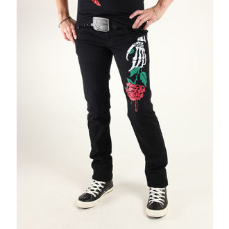 nohavice dámske 3RDAND56th - Stelly Rose Skinny Jeans, 3RDAND56th